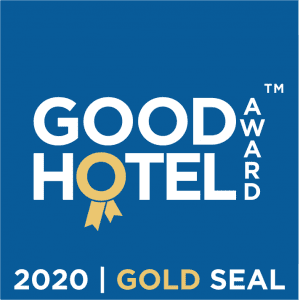 Summer Lodge Dorchester 2020 Good Hotel Award Winner - Gold Seal