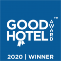 Artist Residence at London 2020 Good Hotel Award Winner