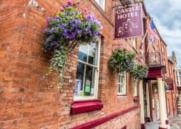 Castle Hotel in Tamworth