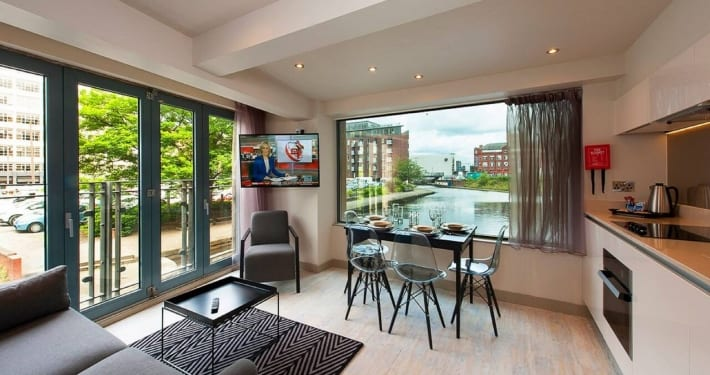 La Reserve Aparthotel Manchester