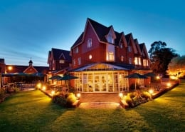 Hempstead House Hotel and Spa in Sittingbourne