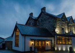 Wolfscastle Country Hotel in Pembrokeshire