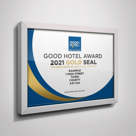 The Good Hotel Awards Merchandise